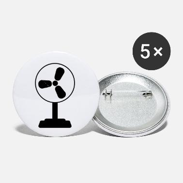 Fan fan - Small Buttons
