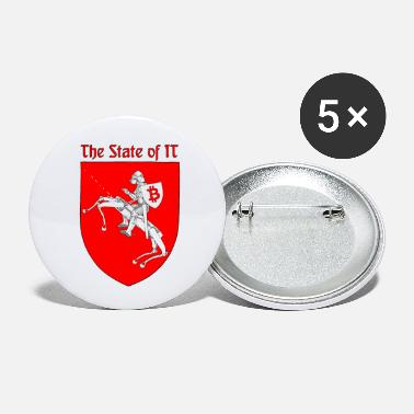 State The State of IT - Small Buttons