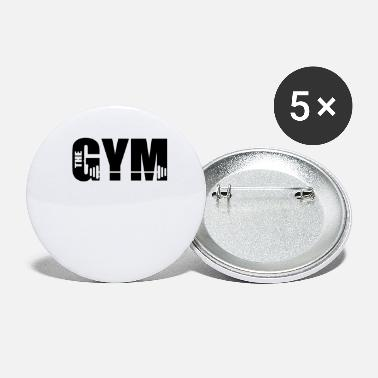 Gym The GYM - Small Buttons