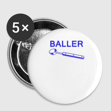 Baller QA416 New Trend - Small Buttons