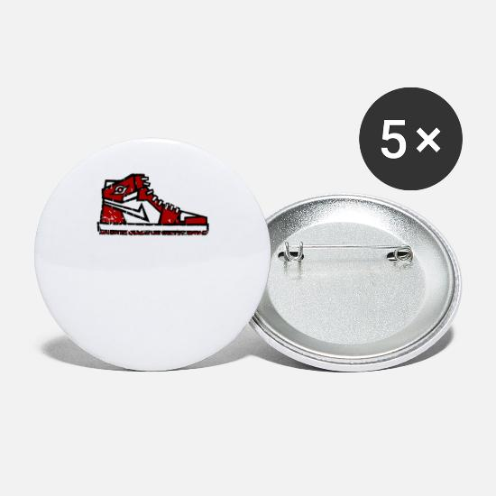 Flight Buttons - Early Flight - Small Buttons white