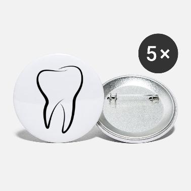 Tooth Tooth - Small Buttons