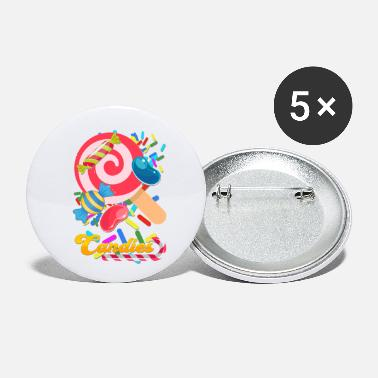 Candy candies - Small Buttons