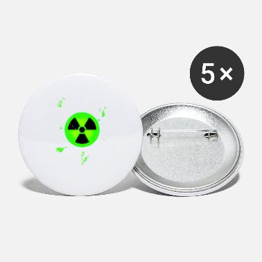 Nuclear nuclear - Small Buttons