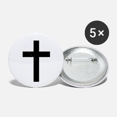 Tradition Traditional Cross - Small Buttons
