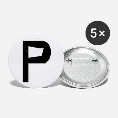P P - Small Buttons