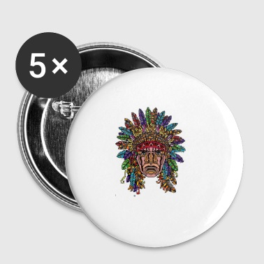 Indigenous - Small Buttons
