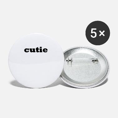 Cutie cutie - Small Buttons