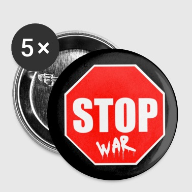 Stop War - Small Buttons