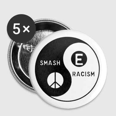 Smash Racism Button pack - Small Buttons