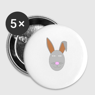 Easter Bunny - Small Buttons