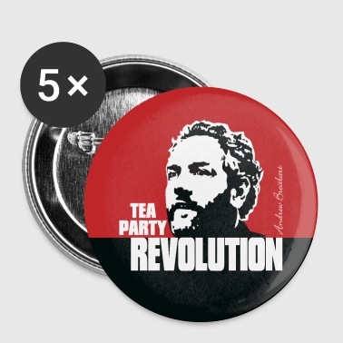 Breitbart - Tea Party Revolution - Button - Small Buttons