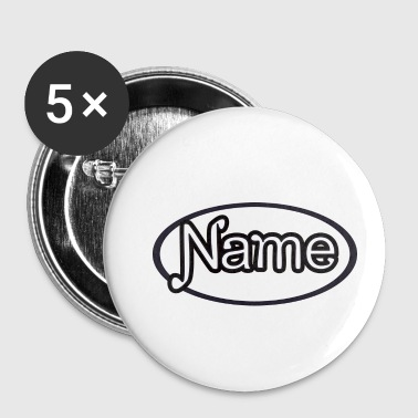 NAME - Small Buttons