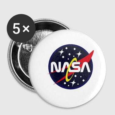 nasa - Small Buttons