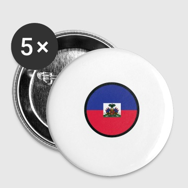 Under The Sign Of Haiti - Small Buttons
