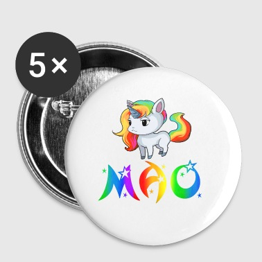 Mao Unicorn - Small Buttons