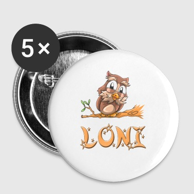 Loni Owl - Small Buttons