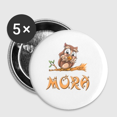 Mora Owl - Small Buttons