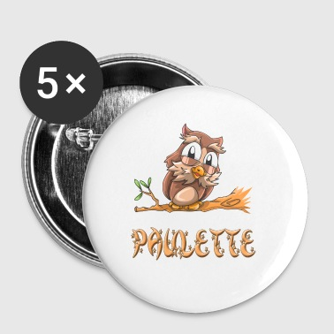Paulette Owl - Small Buttons