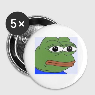Pepe the frog - Small Buttons