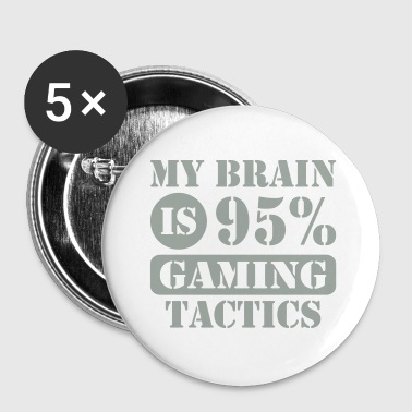 My Brain Gaming Tactics - Small Buttons