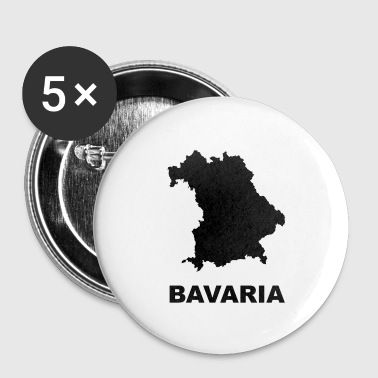 Bavaria map - Small Buttons