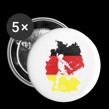 Germany football team shirt - Small Buttons