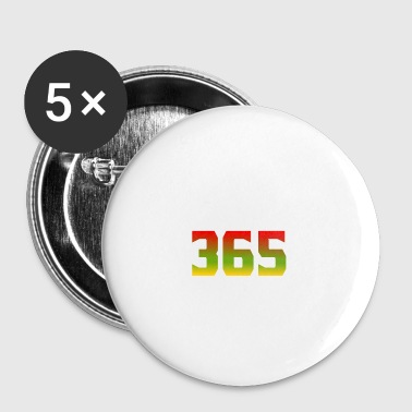 Black History 365 - Small Buttons