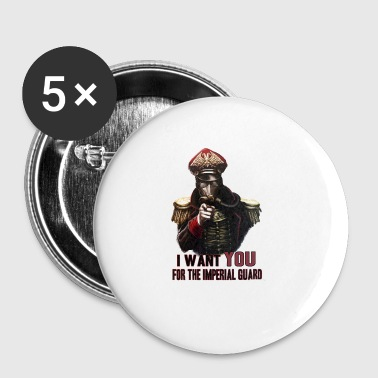 War hammer Imperial Guard - Small Buttons