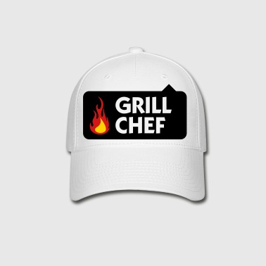 I am the Grill Chef! - Baseball Cap