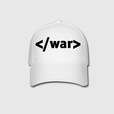 End War. - Baseball Cap