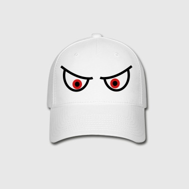 Evil watching eyes - Baseball Cap