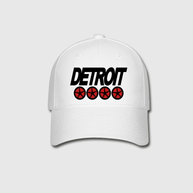 Detroit On Wheels - Baseball Cap