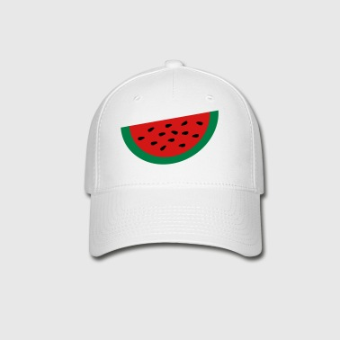 Large Watermelon Slice - Baseball Cap
