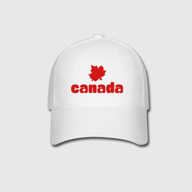 red_canadian_maples - Baseball Cap