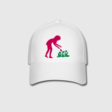 Gardening TWO COLOR VECTOR - Baseball Cap