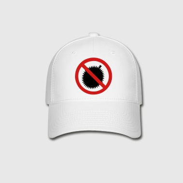 No Durian Fruit Sign - Baseball Cap