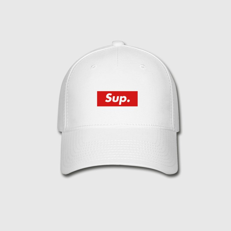 Sup Box Logo - Baseball Cap