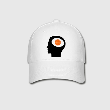 Only Basketball On My Mind - Baseball Cap