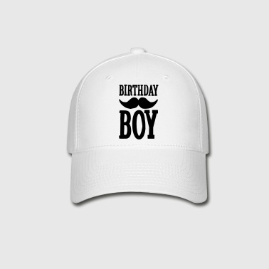 Birthday Boy Hipster - Baseball Cap