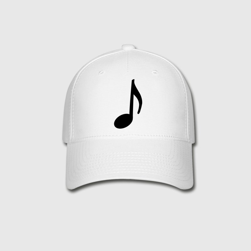 Eighth Note - Baseball Cap