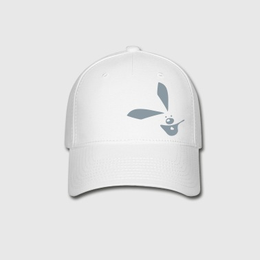smiley_bunny-18 - Baseball Cap