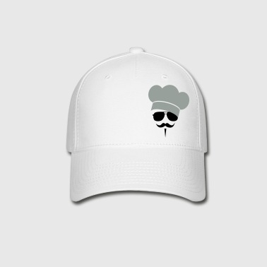 Cook with Moustache - Baseball Cap