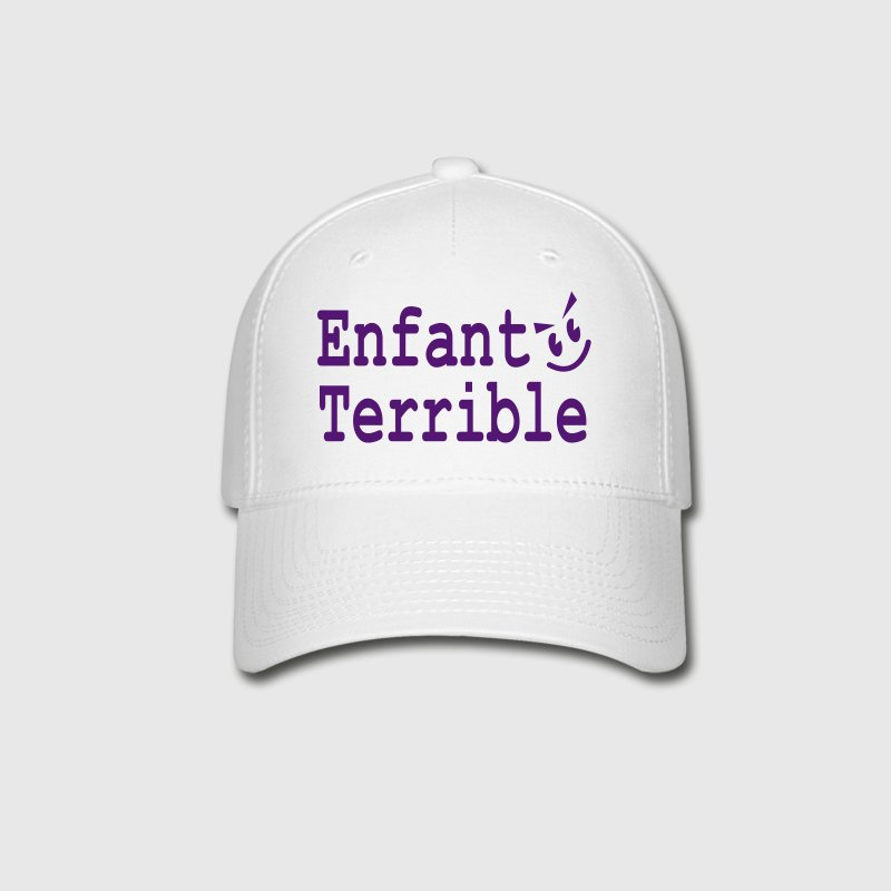enfant terrible - Baseball Cap