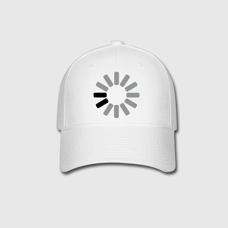 Loading Mac Symbol - Baseball Cap