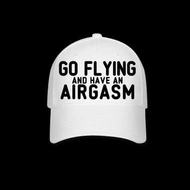 airgasm flying - Baseball Cap