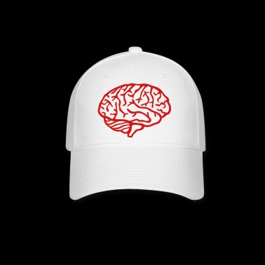 Brain for smart people - Baseball Cap