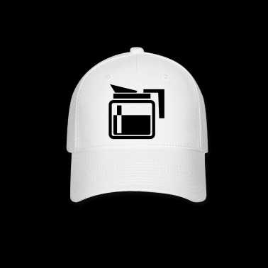 coffee pot - tea pot - Baseball Cap