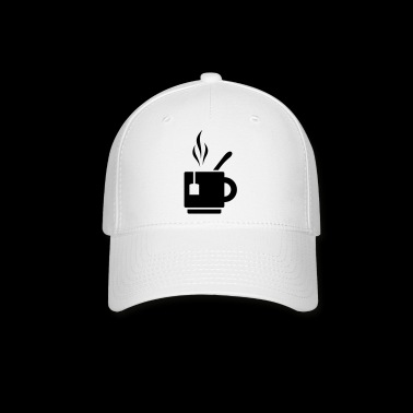 cup - tea - coffee - Baseball Cap