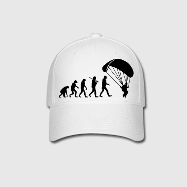Evolution Parachute Jumping - Baseball Cap